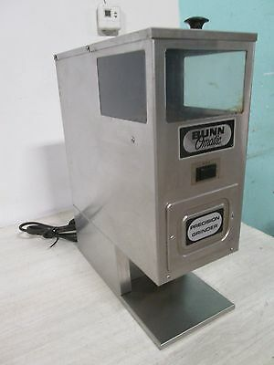 """""""bunn G-9"""" Heavy Duty Commercial Counter-Top Precision Coffee Grinder"""