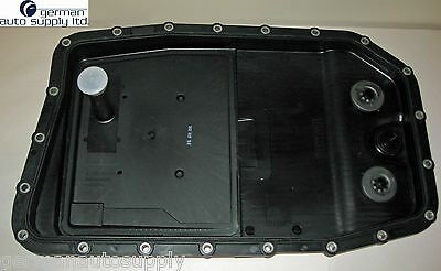 BMW Automatic Transmission Oil Pan and Filter Kit - ZF - 24152333903 - NEW OEM