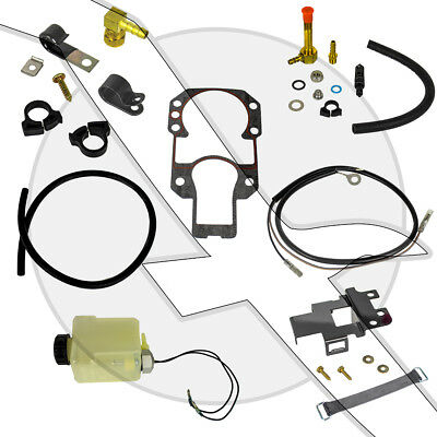 Mercruiser Sterndrive Tilt Trim Fluid Reservoir Bottle Kit 806193A39 806193A49