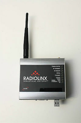 Prosoft Radiolinx RLX-IH Wireless Transmitter with C19M10-40-002