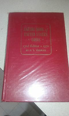 1970, 1970 coin world guide book of us coins