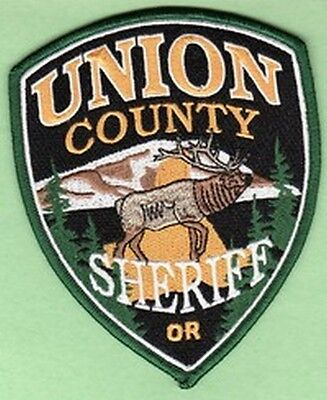 Union County Co Or Oregon Sheriff Dept Elk Mtn Uc So Sd Tree