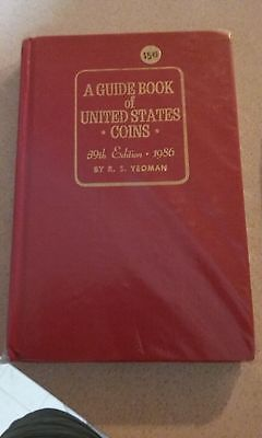 1986 , 1986 error guide book of us coins