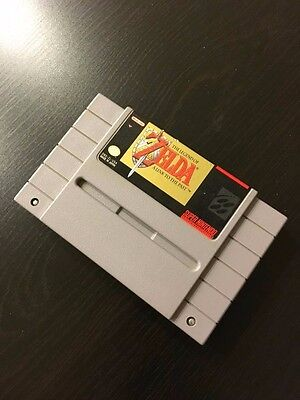The Legend of Zelda: A Link to the Past (Super Nintendo Entertainment System,...