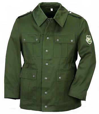 Hungarian Military Surplus - New Army Men Service / Field Jacket - Green / 2XL