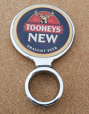 Tooheys New Metal Beer Tap Top