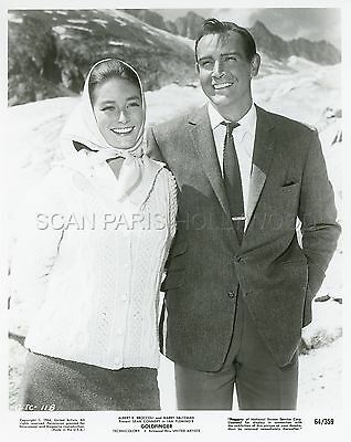 James Bond 007 Sean Connery Honor Blackman Goldfinger 1964 Vintage Photo #9  R70