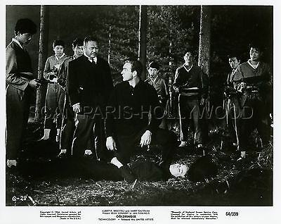 James Bond 007 Sean Connery Goldfinger 1964 Vintage Photo #17  R70