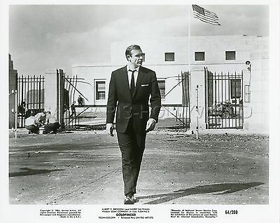 James Bond 007 Sean Connery Goldfinger 1964 Vintage Photo #15  R70