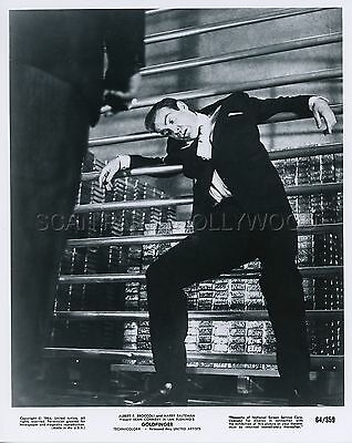 James Bond 007 Sean Connery Goldfinger 1964 Vintage Photo #14  R70