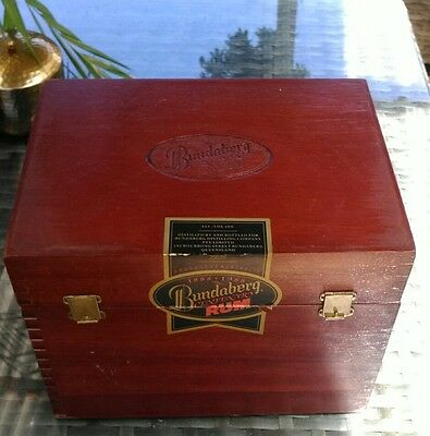 Bundaberg Rum Centenary Boxed Decanter