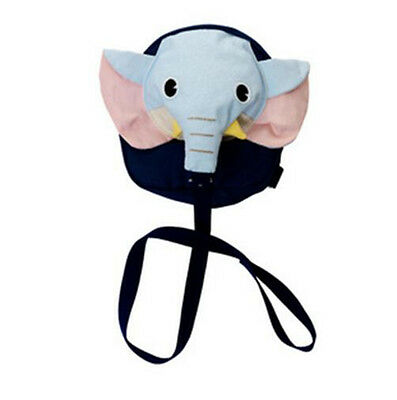 Children's Toddler Adjustable Buddy Backpack Kids Assistant Safety Harness Strap