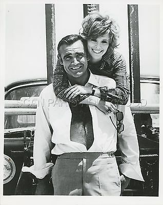 James Bond 007 Sean Coonery  Jill St John Diamonds Are Forever Photo Original #9