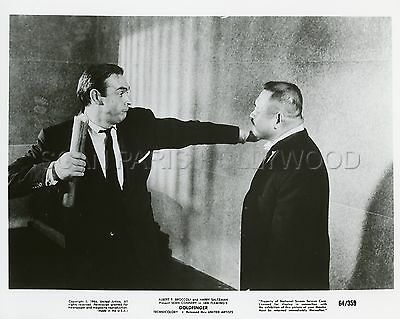 James Bond 007 Sean Connery Goldfinger 1964 Vintage Photo #35 R70