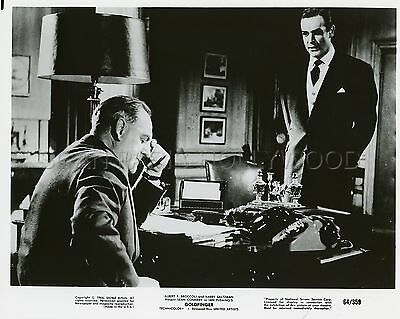 James Bond 007 Sean Connery Goldfinger 1964 Vintage Photo #32 R70