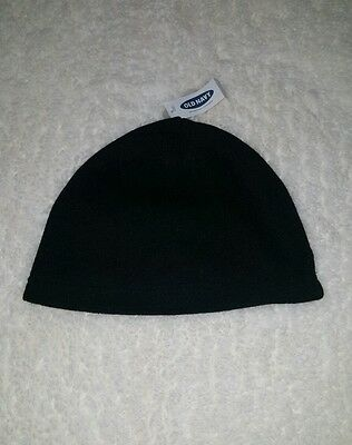 Old Navy Beanie Cap Hat One Size Mens Black NEW NWT