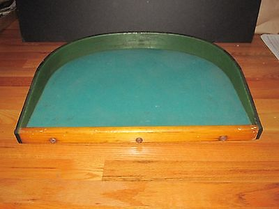 Antique Vintage Portable Saloon Bar Table Rolling Dice Gambling Game Chicago Il