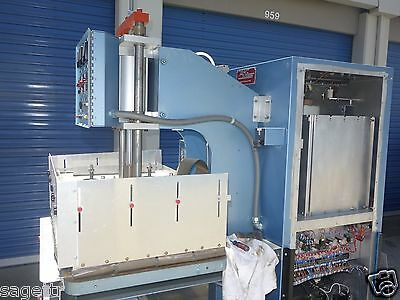 A & G RF Heat Sealer Press R F Welder 10 KW  12.12 mhz Generator Type FF1000 RF