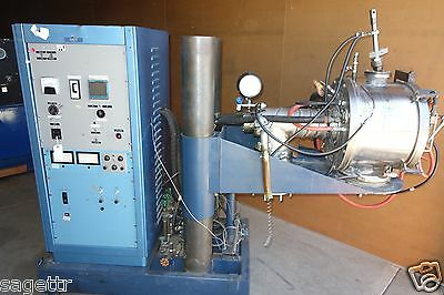 Astro Industries High Vacuum Furnace Maybe For Dilatometers Use  Model 1800 2570