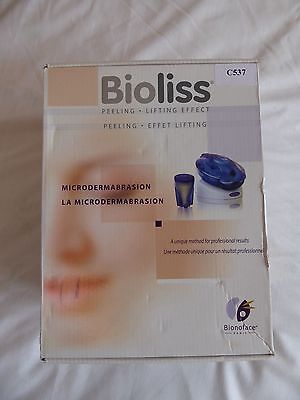 Bioliss Microdermabrasion - New In Box
