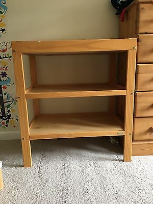 Pre Owned John Lewis Baby Changing Table
