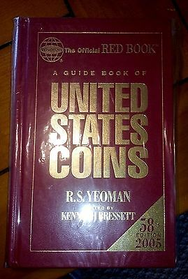 2005, 2005 fun guide book of us coins