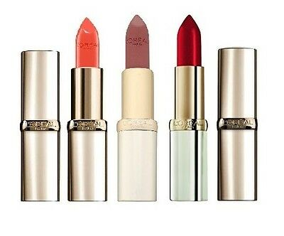 L'Oreal Lipstick Color Riche (Choose your colour)