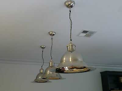 3x Large Belisario Pendant Light
