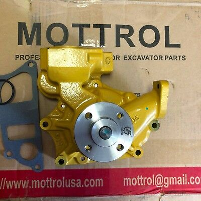 6204-61-1301 6204611301 Water Pump FITS FOR KOMATSU 4D95S D20-6 D20A-7  D21S-7