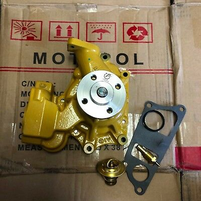 6204-61-1304 Water Pump,THERMOSTAT,SENSOR FIT KOMATSU 4D95S D20-6 D20A-7 D21S-7