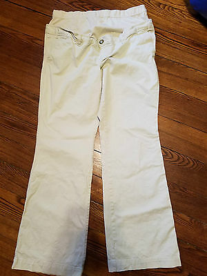 Women's Old Navy Maternity Pants Size 8 EUC