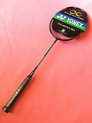 DUORA 10 LCW Badminton Racket String YONEX BG80 Power