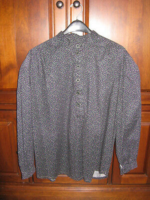 Classic Old West Style Western Shirt Reenactment Stage Home Made
