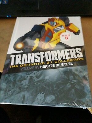 Transformers--The Definitive G1 Collection--Issue 8--Hearts of Steel