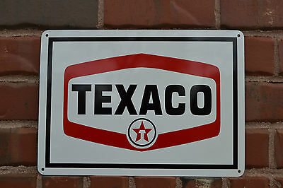 Texaco Gas Station Gas Pump Service Station Sign