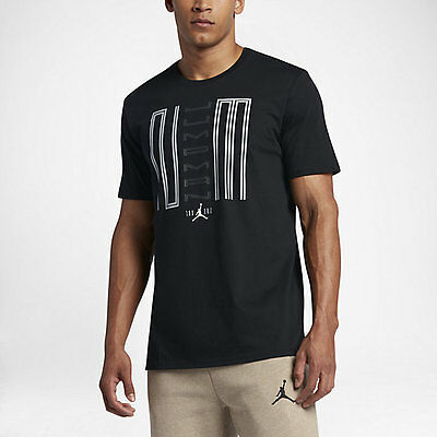 abc146c7deba NEW MEN S AIR Jordan 11 Jumpman 23 Tee-Shirt (844282-010) Men XL ...