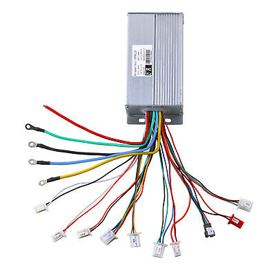 48V 1800W Electric Speed Controller Box fit E-bike Scooter Buggy Brushless Motor