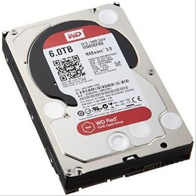 30775 Hdd Wd Red Wd60Efrx 6Tb/8,9/600 Sata Iii 64Mb (D)