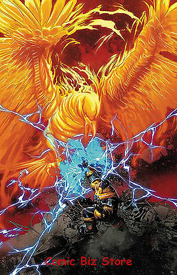 Thanos #6 (2017) 1St Printing Bagged & Boarded Marvel Now