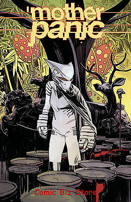 Mother Panic #6 (2017) 1St Printing Dc Young Animal Bagged & Boarded