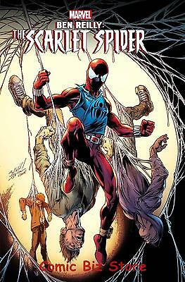 Ben Reilly Scarlet Spider #1 (2017) 1St Printing Bagged & Boarded
