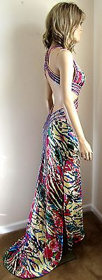 Cache Absolutely Stunning Ladies Formal Prom Resort Dress Size 2, B33-34 W25 H36