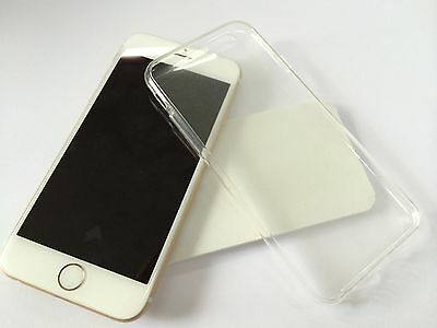 New Transparent Crystal Clear Soft TPU Case Back Cover Skin For Apple iPhone 6