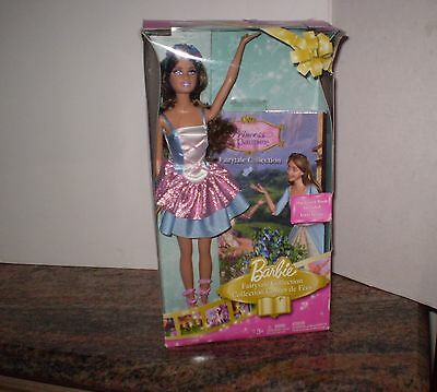 Barbie Fairytale Collection Doll Princess and the Pauper 2009 NIB Rare!