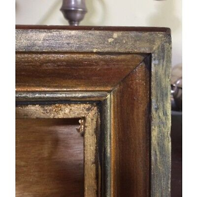 6 X Large Antique Or Antique Style Picture Frames