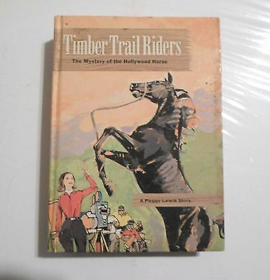 Whitman Vintage Timber Trail Riders Mystery Of The Hollywood Horse 1964