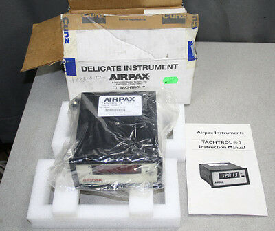 AIRPAX TACHTROL 3 t77310-12 Digital Speedometer