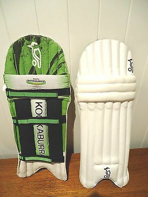 Cricket Batting Pads Leg Pads Youth Junior Kookaburra Kahuna Punta Brand New