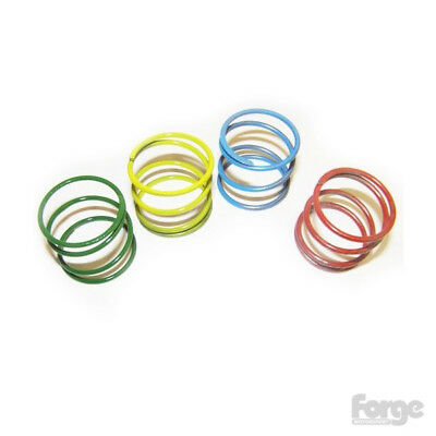 Forge Dump Valve Small Spring Tuning Kit Green Yellow Blue Red FMTVTUN
