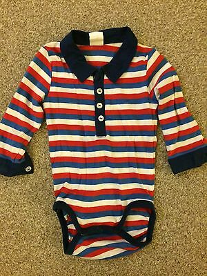 H&M Baby Boys Stripped Long Sleeved Top (4-6 Months)